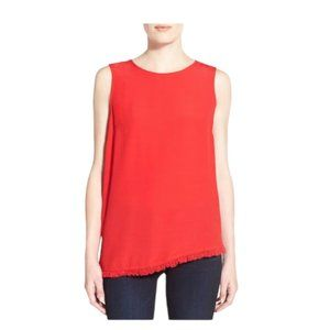 [Cupcakes And Cashmere] Red Tank